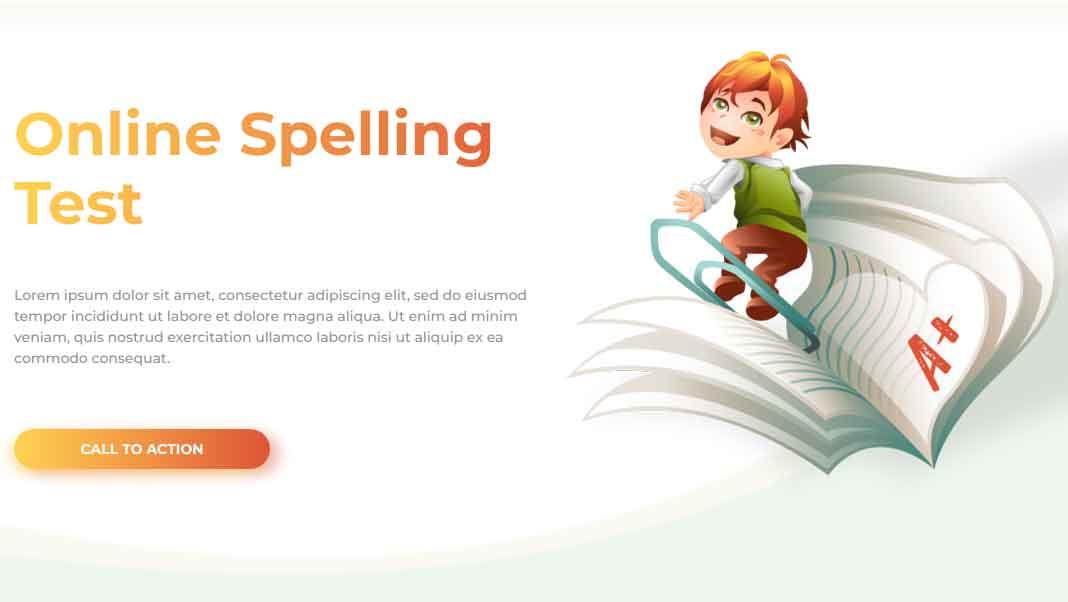 SpellQuiz   Online Spelling Test, Spelling Quiz and Spelling